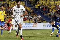 Real poslal do vedení Marco Asensio