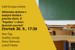 Café Evropa: Občanská výchova v českých školách