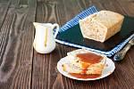 arašídový chlebíček