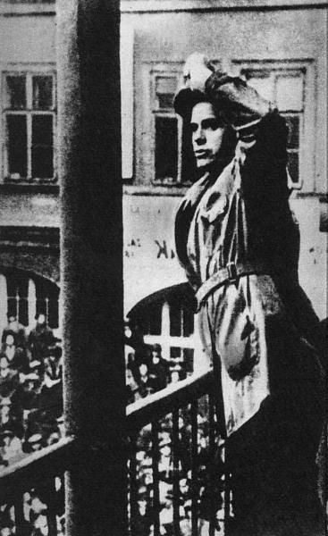 Generální stávka v prosinci 1920
