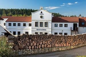 Hotel Svachovka se nachází poblíž Českého Krumlova.