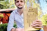 Tomáš Matys, výrobce rýžových brček