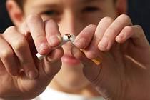 Zákaz kouření - Ilustrační foto