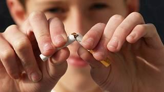 černá kouření videa
