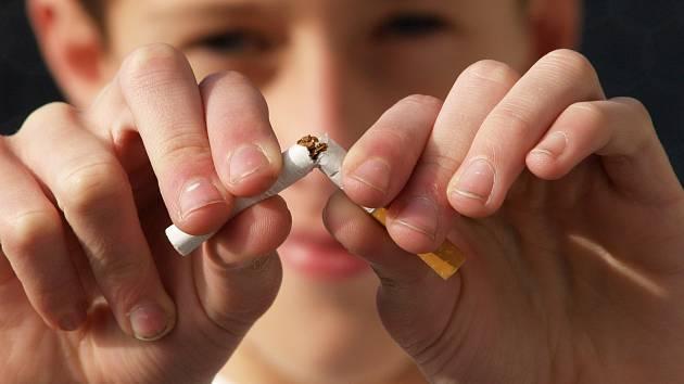 Konec kouření - Ilustrační foto