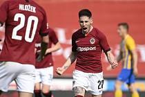 Srdjan Plavšič po sezoně opustí pražskou Spartu.