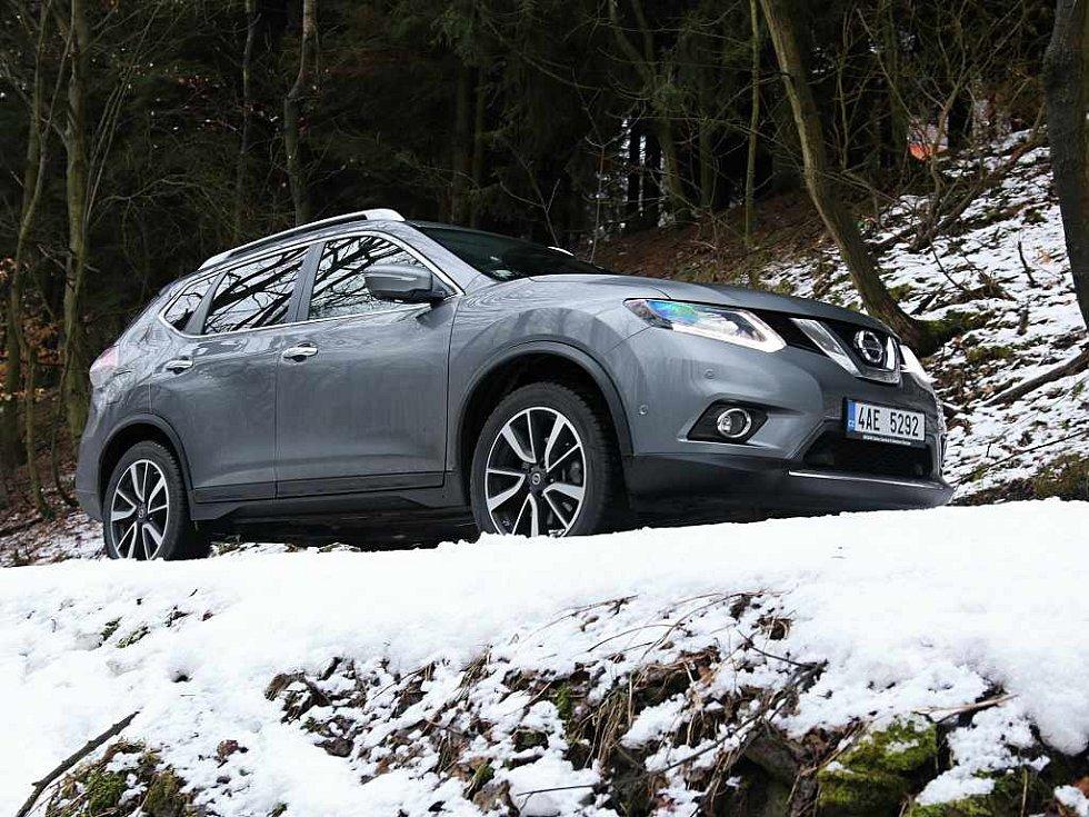 Nissan X-Trail.