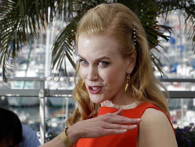 MAGNET. Nicole Kidman přijela do Cannes představit film The Paperboy, vněmž si zahrála ženu lehčích mravů.