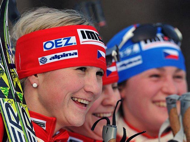 Ilustrační foto. Zdeňka Vejnarová obsadila ve sprintu na 7,5 kilometru druhé místo.