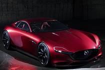 Koncept Mazda RX-Vision.