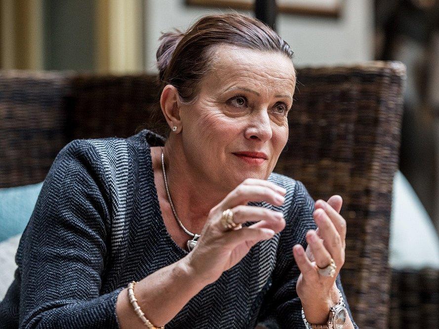 Únor - Soud poslal do vězení šéfku ERÚ Alenu Vitáskovou. Jde o nepravomocný verdikt.