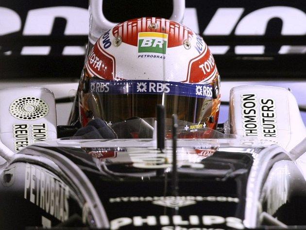 Japonec Kazuki Nakadžima zůstane u stáje Williams i v příští sezoně.