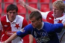 Fotbalisté Ústí na Slavii pokračovali v podprůměrných výkonech.