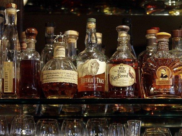 bourbon Kentucky