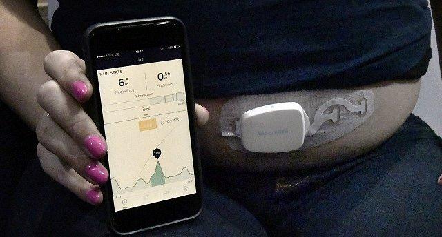 CES 2017, aplikace pro těhotné