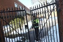 Harvardská univerzita raději po hrozbě nechala evakuovat všechny čtyři budovy.