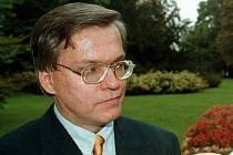 Jaroslav Barták na archívním snímku z roku 1998
