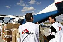 Pracovníci Lékařů bez hranic (MSF). Ilustrační foto