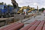 Rekonstrukce dálnice