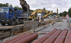 Rekonstrukce dálnice D1