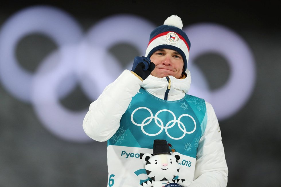 Michal Krčmář je stříbrný za sprint na 10 km