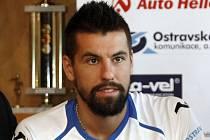Milan Baroš se stal hvězdnou posilu Baníku.