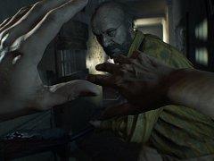Počítačová hra Resident Evil 7.