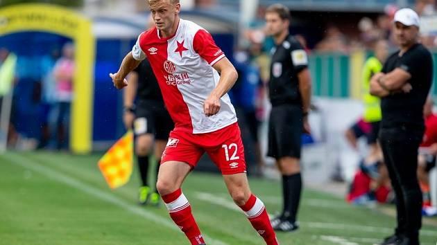 Jaroslav Zelený, SK Slavia Praha.