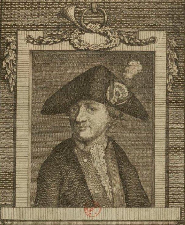 Pošťák Jean Baptiste Drouet byl mužem, který poznal krále Ludvíka XVI. při útěku a udal jej. Drouet údajně krále poznal díky jeho zobrazení na osvědčení poštmistra. Foto: Wikimedia Commons, volné dílo