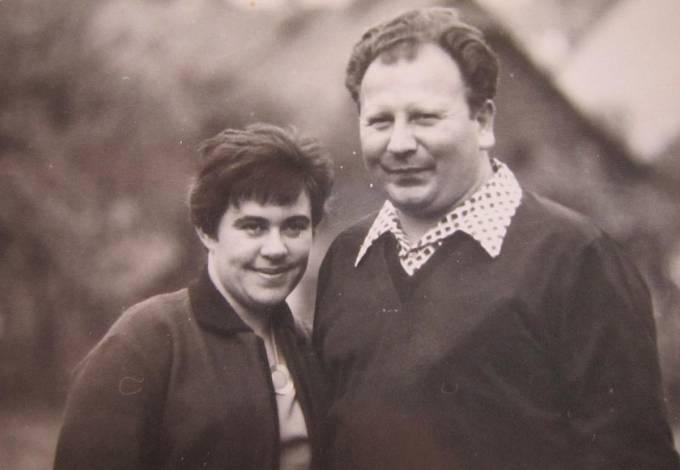 Marie a Rostislav Andělovi