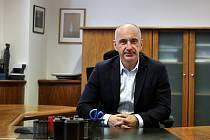 Jihočeský hejtman a předseda Asociace krajů České republiky Martin Kuba