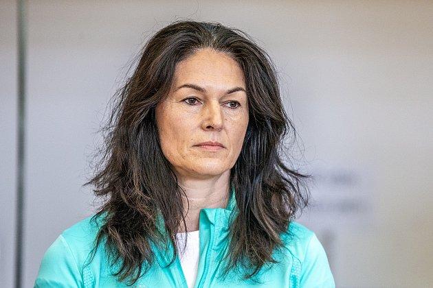 Olympionička Šárka Kašpárková