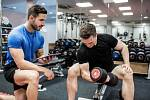 Mezi živnostníky patří také provozovatelé fit center či osobní trenéři