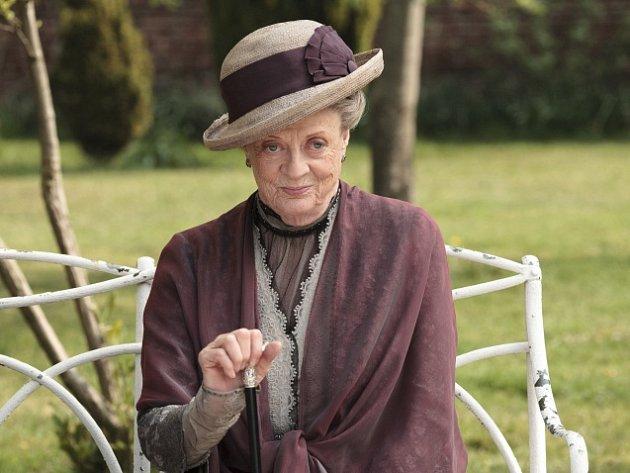 Maggie Smithová potvrdila, že opustí Panství Downton.