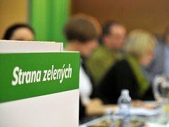 Strana zelených. Ilustrační foto.