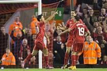Suso ještě v dresu Liverpoolu