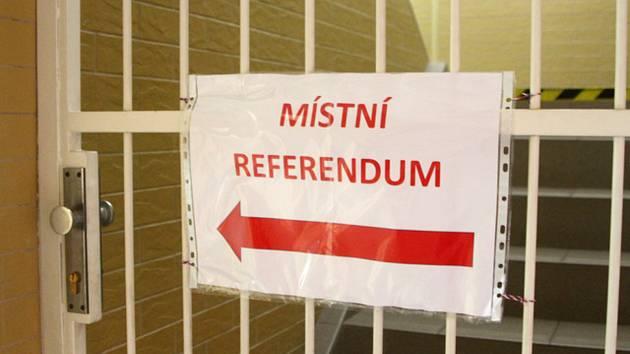 Referendum, hlasování - ilustrační foto