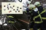 Česko zasáhl silný vítr. Vyvracel stromy, lámal větve, zkomplikoval dopravu. Kde byla situace nehorší?