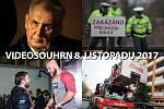 Videosouhrn Deníku – středa 8. listopadu 2017