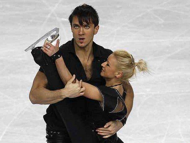 Ruský pár Volosožarová  Trankov vstoupil nejlépe do mistrovství Evropy.