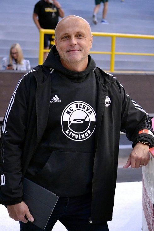 Zdeněk Orct je teď trenér