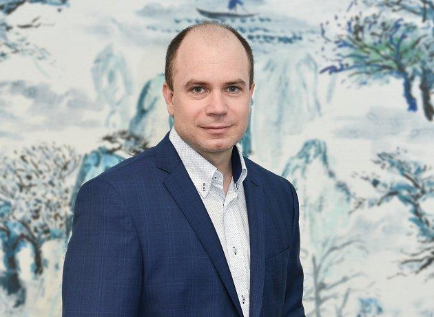 Robert Šíma, ředitel zákaznické péče Bohemia Energy.