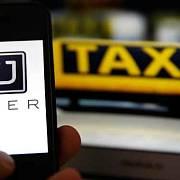 taxislužba Uber