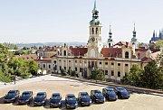 Škoda Superb pro české velvyslance