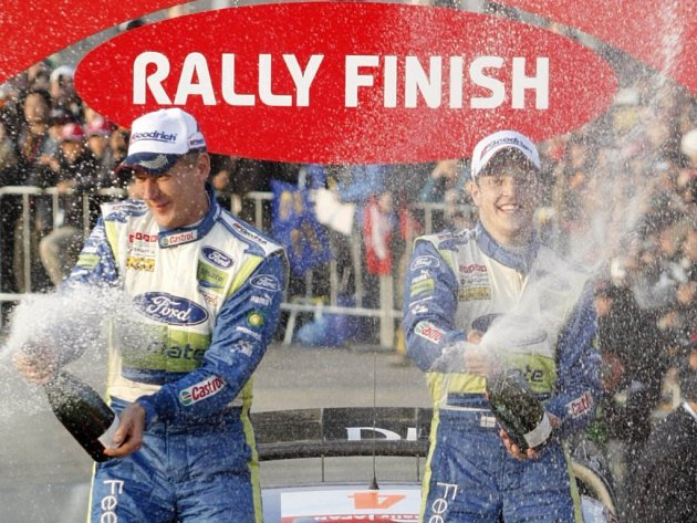 Rally Japan 2007