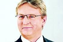 Ředitel Léčebných lázní Mariánské Lázně Leo Novobilský.