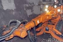 Uranový důl - ilustrační foto