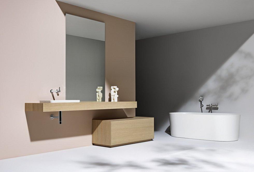 Rostoucí oblibě se těší volně stojící vany, rohové již nejsou tak preferované, protože neposkytují nijak velký komfort při koupání.