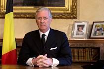 Belgický král Philippe