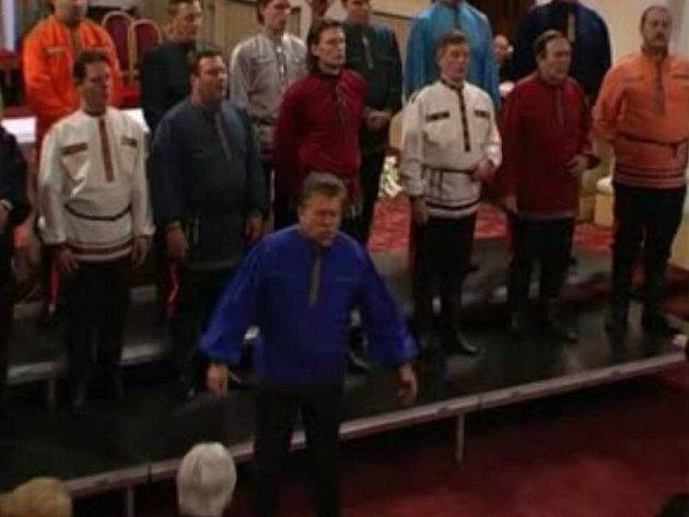 Bolšoj Don Kosaken - slavný ruský pěvecký sbor